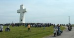 Blessing of the bikes in S. illinois